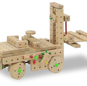 Matador Kl 5 bouwsysteem